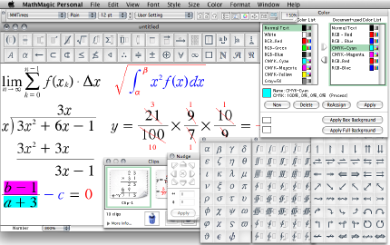 MathMagic Pro for InDesign for Mac 9.32 破解版 – 优秀的数学公式输入工具-爱情守望者