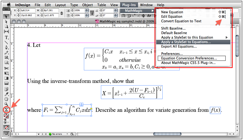 Math+Magic] - The ultimate Equation Editor for Adobe
